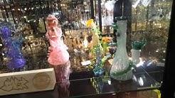 A walk through at 52nd glass shop