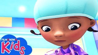 """DOTTORESSA PELUCHE   """"Ospedale dei Giocattoli"""" Nuova Carinissma Clip - Serie Disney Junior"""