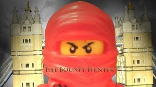 The Bounty Hunter Lego
