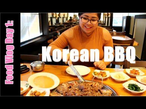 BEST KOREAN BBQ in Columbia, South Carolina!