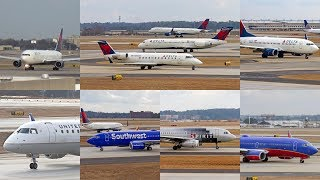 Plane Spotting - Hartsfield-Jackson Atlanta International Airport
