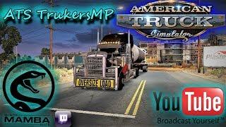 American Truck Simulator MP!!!