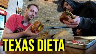 Chuť pravé Ameriky! Zkoušíme restaurace v Texasu!