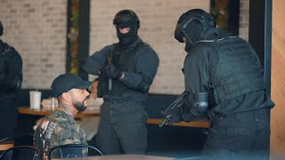 ATF Swat Raid Prank On Timati!