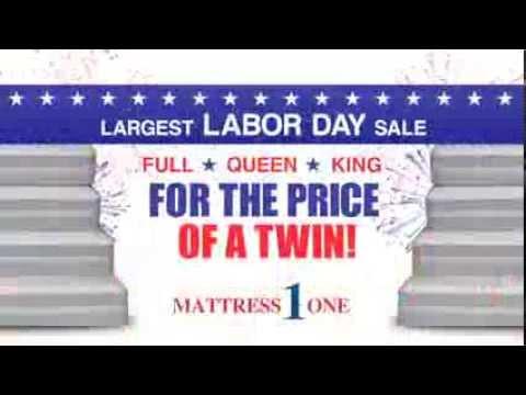 Mattress 1 One Labor Day Sale