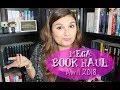 Book Haul Avril 2018 Mes Nouvelles Acquisitions De Livrophage mp3