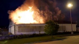 arlington pet care fire in akron ohio