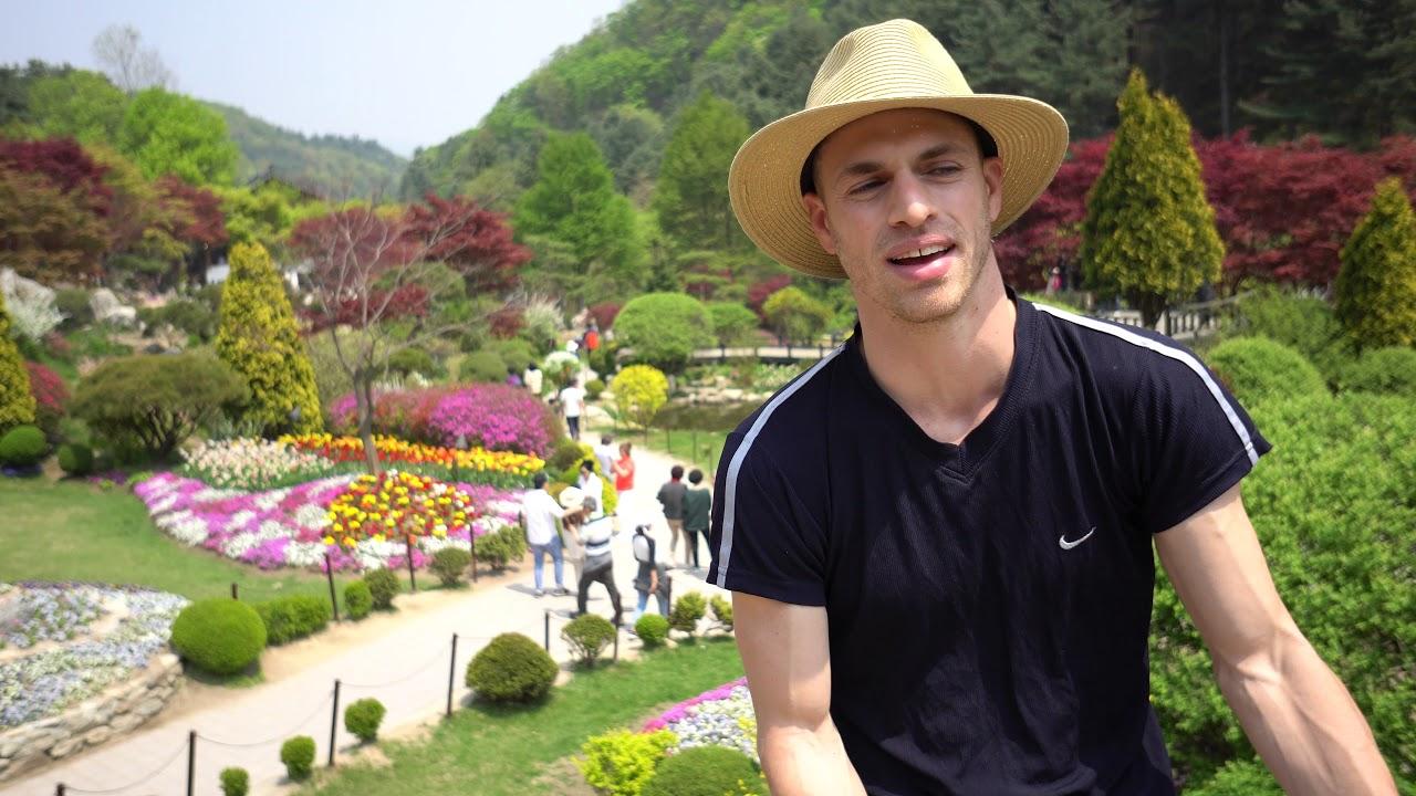 SOUTH KOREA: The Garden Of Morning...Calm?