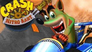 Crash Nitro Kart Super Undead Version | Call of Duty Zombies