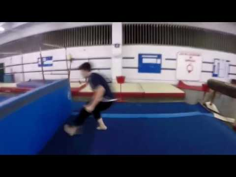 Alejandro gonzalez, GoPro fun in the gym