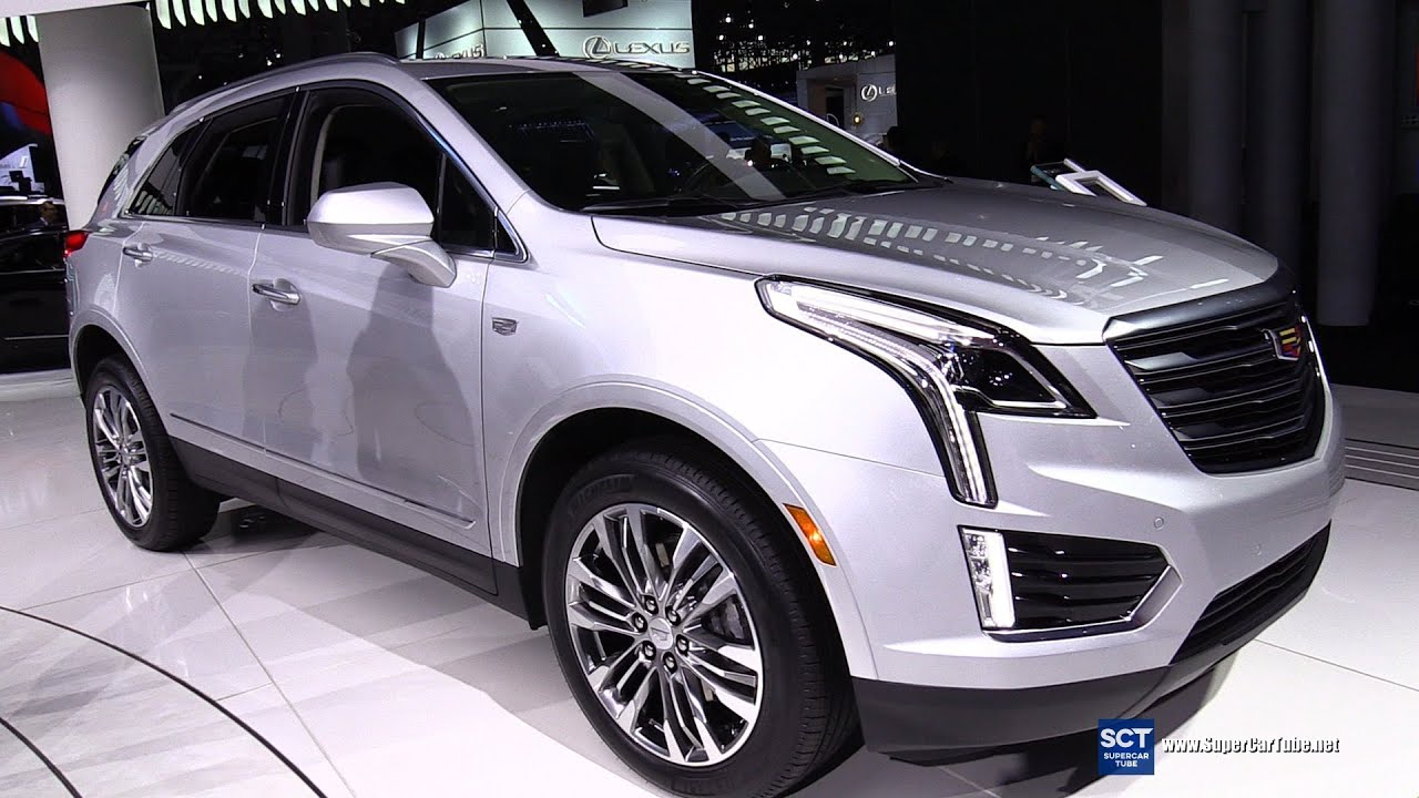2017 cadillac xt5 crossover exterior and interior walkaround 2016 new york auto show youtube. Black Bedroom Furniture Sets. Home Design Ideas