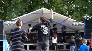 SEPULTURA ROOTS cover OLD COCCOTS Rockové hradby 2013