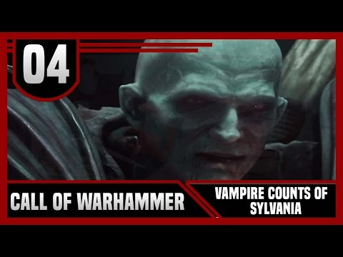 NECRARCH BLOOD MAGIC! - Call of Warhammer (RODG 1.6) Vampire Counts Part 4
