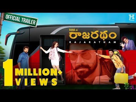 Rajaratham (Official Trailer) - Nirup Bhandari, Avantika Shetty, Rana Daggubati, Anup Bhandari