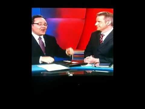 WPSD LOCAL6 News Caster Scott Magee Blooper - YouTube
