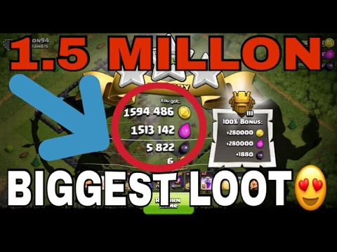 FIND INSANE LOOT IN EVERY SEARCH *PROOF* | BEST TIME TO RAID IN CLASH OF CLAN | LOOT FORECASTER!