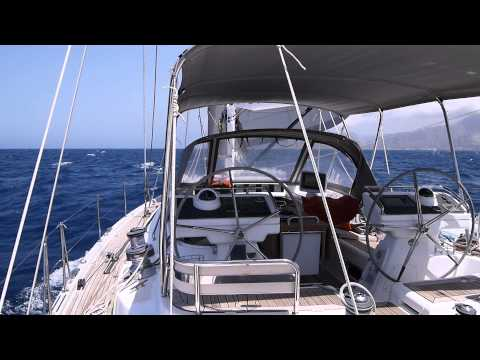 Downwind in Northern Sicily, July 2014
