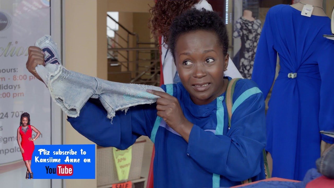 Download You Better Want Me. Kansiime Anne. African comedy.
