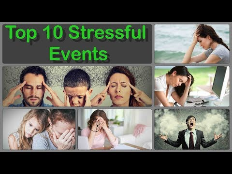 Bob Delmont - These are the most Stressful times in your life