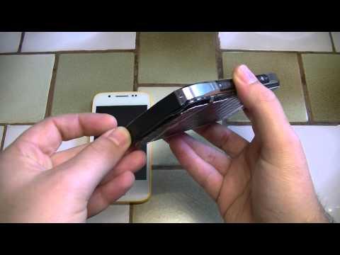 Doogee Titan 2 DG700 - Énorme batterie et semi-étanche !