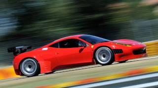 Ferrari 458 Italia Grand AM 2012 Videos