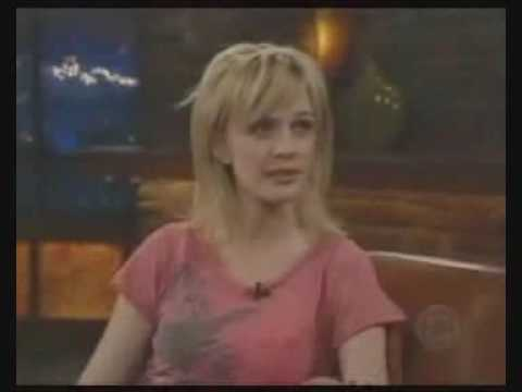 Kathryn Morris on The Late Late