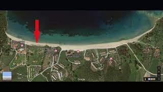 Komitsa beach (Κομίτσα παραλία) - Comitsa - Nea Roda (Νέα Ρόδα) - Athos