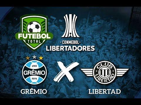 Futebol Grêmio x Libertad Libertadores oitavas análise