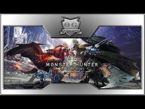 Monster Hunter World | Busca por aquilo que não vem thumbnail