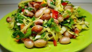 Вот идеальный салат для ежедневного приготовления!