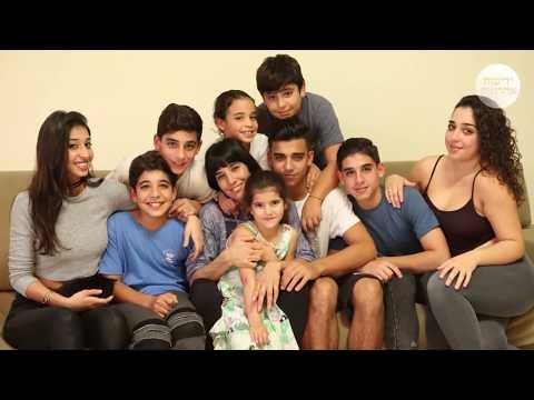 הכירו את ליאת בר ששת - אמא ל-12 ילדים