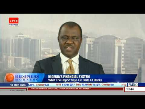Business Morning: Focus On Nigeria's Financial System