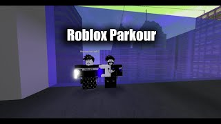 Running with Koxu! #1 (Roblox Parkour)