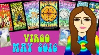 VIRGO MAY 2016 Tarot psychic reading forecast predictions free