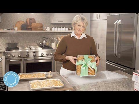 Make-to-Ship Gift: Nut Brittle Block - Martha Stewart
