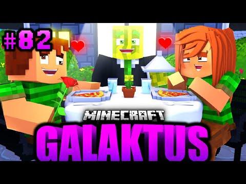 Das 1. DATE mit DER NEUEN FREUNDIN?! - Minecraft GALAKTUS #82 [Deutsch/HD]