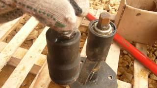 Винтовые сваи своими руками: изготовление, установка и монтаж (с видео)