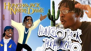 HUNCHO JACK, JACK HUNCHO TRAVIS SCOTT & QUAVO REACTION W/ CACTUS