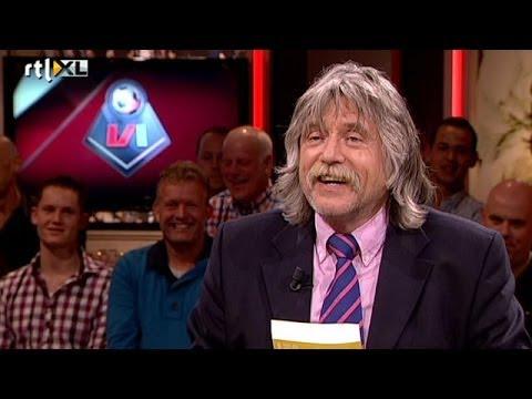 'Iedereen noemde hem Henk Neuken' - VOETBAL INTERNATIONAL