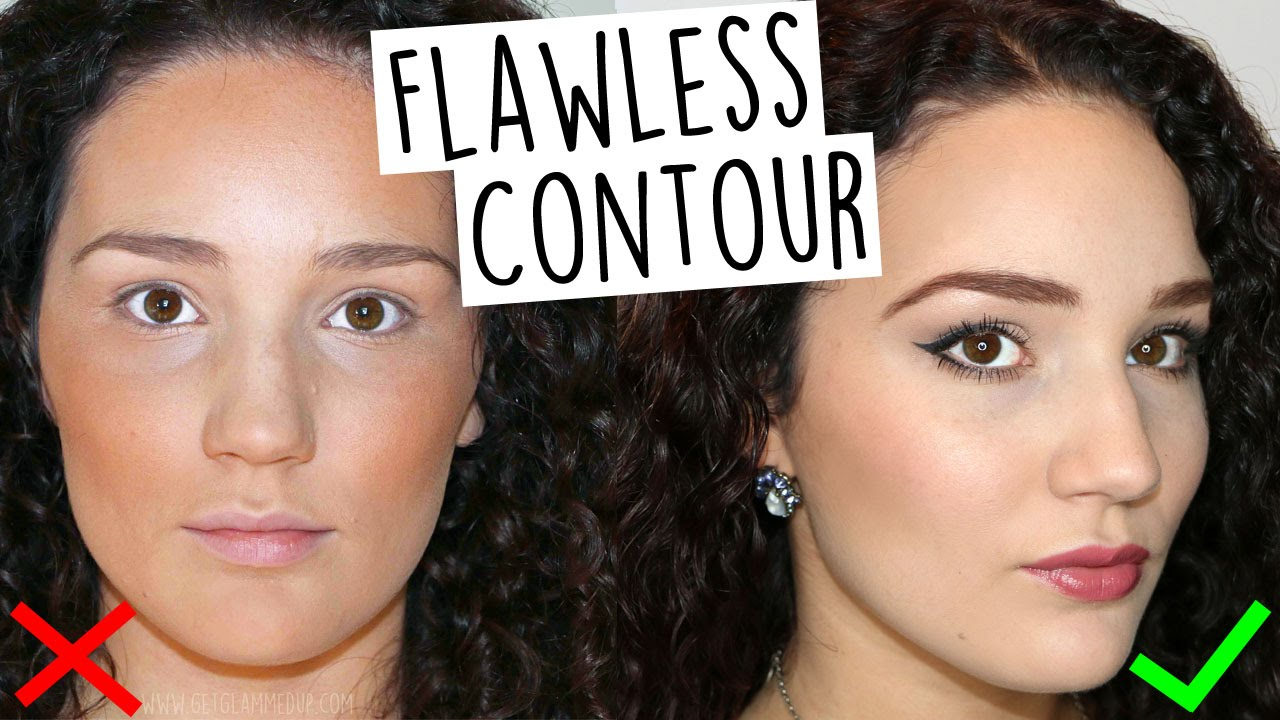 Muddy Bronzer & Patchy Blush?   Common Makeup Problems ...