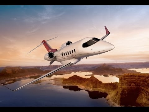 Мегазаводы  Learjet