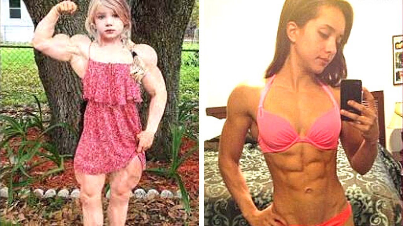 10 Strong Little Girls That Took It Too Far