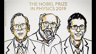 Peebles, Mayor & Queloz: Winners Of 2019 Nobel Prize For Physics Announced