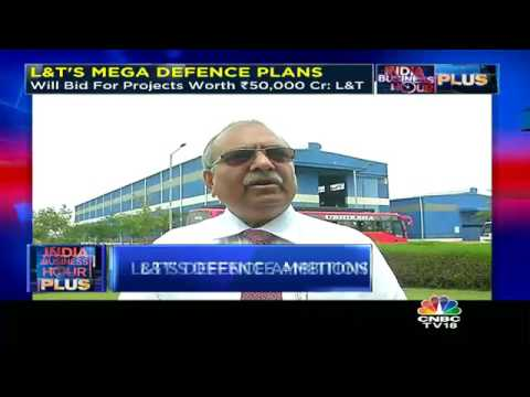 L&T'S MEGA DEFENCE PLANS