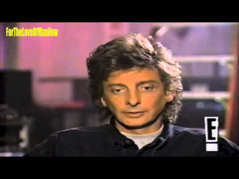 Barry Manillow interview on Extreme Close-Up (Part One)