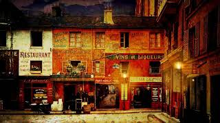 Ambience/ASMR: Belle Époque Paris through Rain-Spattered Window (Early 20th Century), 4 Hours