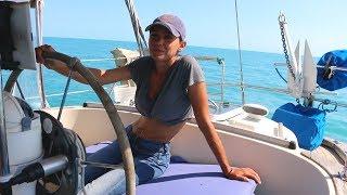 36] NO ENGINE to Key West | Abandon Comfort – Sailing