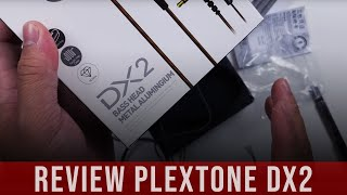 Earphone Music OHSEM TERUK - Plextone DX2