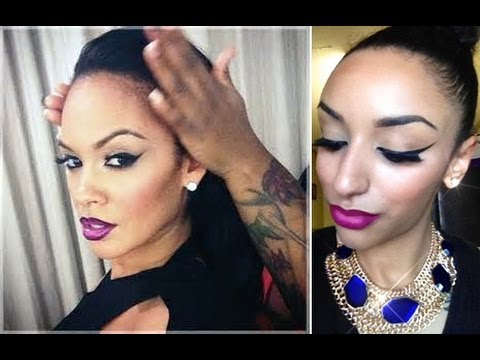 evelyn lozada makeup 2017 - photo #24