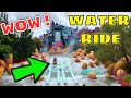 [4K] Dudley Do-Right's Ripsaw Falls POV (Water Log Ride) Islands of Adventure Universal Orlando